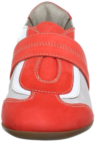 Accatino 840487, Chaussures basses femme Rouge (Rot 4)