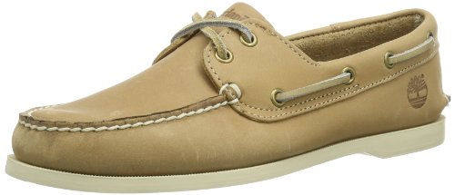 Timberland Brig 2Eye Boat Tan Light Brown C68547, Herren Mokassins, Braun (Hellbraun), EU 41.5