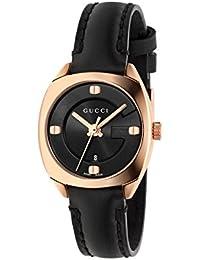 GUCCI Reloj de Mujer GG22570 Chapado en Oro Rosa de Cuero 29mm YA142509 d62b6a6f2b6