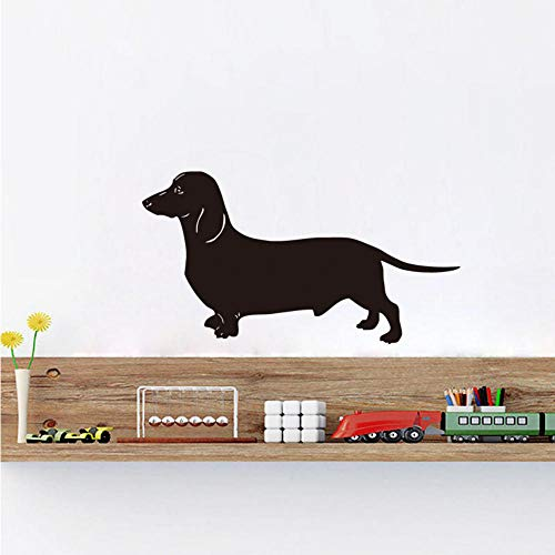 Wandaufkleber Abnehmbare Kinderzimmer Tapeten Vinyl Schlafzimmer Kunst Aufkleber Pet Shop Decor Schöne Welpen Wohnkultur ()
