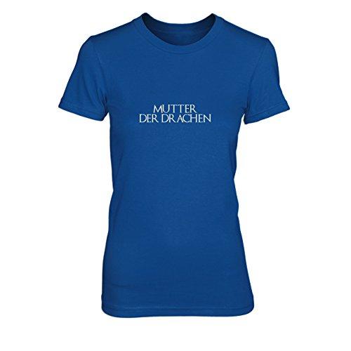 GoT: Mutter der Drachen - Damen T-Shirt Blau