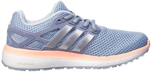 adidas Damen Energy Cloud Wtc W Laufschuhe, Bianco/Blu Navy Braun (Azusen/plamet/corneb)