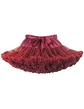 Elfin-Lore Niñas Mujeres Falda Tutú Princesa de Tul Ballet Danza Enaguas Carnaval Disfraces Varios colores