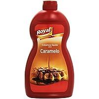 Royal Sirope de Caramelo - Paquete de 12 x 83.33 gr - Total: 1000 gr