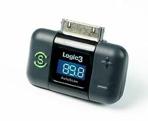 Logic3 FM Transmitter for iPad, iPhone and iPod