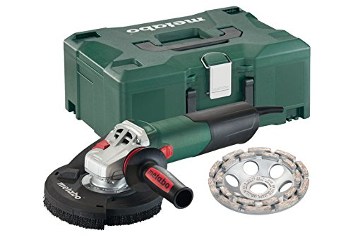 Metabo Winkelschleifer WE 15-125 HD Set GED, 1550 W, 600465510