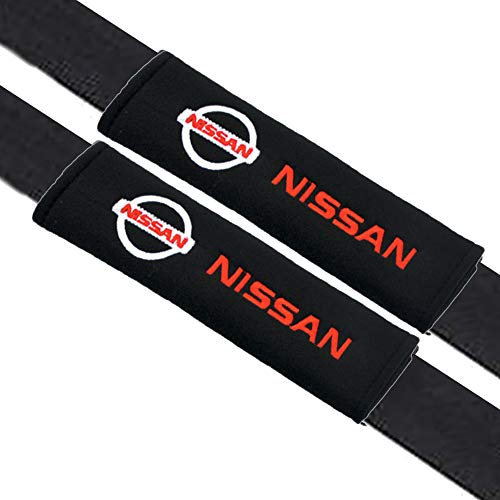 VILLSION 2Pack Auto Gurtpolster Sicherheitsgurt Bügel Gurtschutz Weiche Baumwolle Schützen Sie Hals Schulter Polster