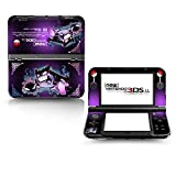 Ci-Yu-Online VINYL SKIN [new 3DS XL] - Pokemon #2 Gastly Haunter Gengar - Limited Edition STICKER DECAL COVER for NEW Nintendo 3DS XL / LL Console System by Ci-Yu-Online