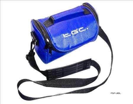 Reisetasche New Electric Blue Schutzhülle für Garmin FishFinder echotm 300C SAT NAV GPS 300 Fishfinder