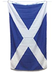 SCOTLAND FLAG SCOTTISH FLAG 5X3 FT 153CM X 92CM