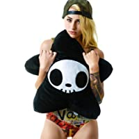 Tokidoki Adios Star Pillow, Black by Tokidoki