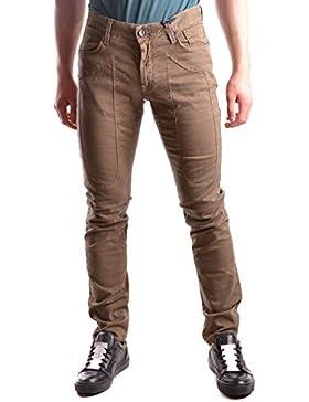 Jeckerson Hombre MCBI162070O Marrón Algodon Jeans