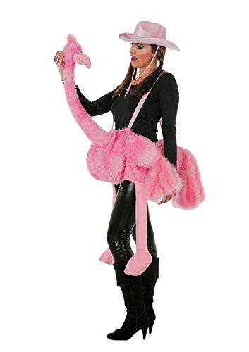 �r Flamingo in rosa Karneval Fasching (Rosa Flamingo Kostüm)