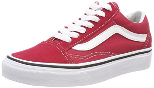 Vans Unisex Adults' Old Skool Classic Suede/Canvas Sneakers