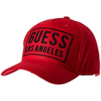 جيس قبعه للرجال - احمر