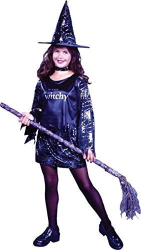 Kind Kostüm Witchy - LITTLE WITCHY KIND LG