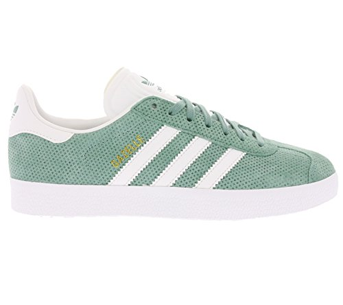 adidas Unisex-Erwachsene Superstar Low-Top Grün