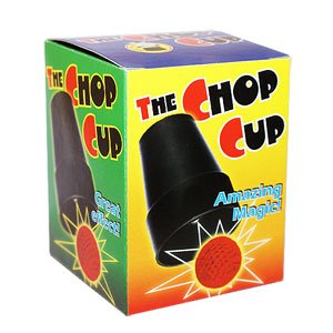 The chop cup - Close-Uo Magic - Giochi di Prestigio e Magia