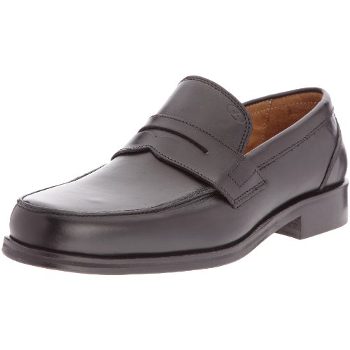 Florsheim Photon, Mocassino Uomo, Nero (Noir (Black Calf)), 43