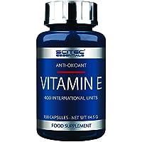 Scitec Nutrition Vitamin E Antioxydant 100 caps.