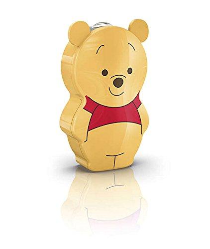 Philips Disney LED Taschenlampe Winnie Puuh 0,3 W, gelb, 717673416
