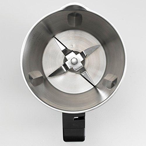 BEEM Thermostar MiXX und Cook, Multifunktionsgerät mit Kochfunktion inklusiv Kochbuch, Edition Eckart Witzigmann, Edelstahl/schwarz - 9