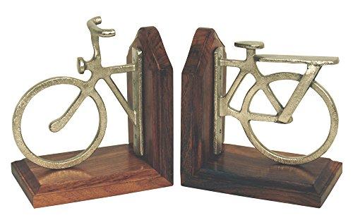 Buchstützen, Fahrrad, 1Paar