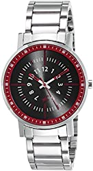 Fastrack Varsity Analog Silver Dial Womens Watch-6172SM03