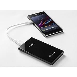 Sony CP de V5B Chargeur USB pour Smartphone Noir