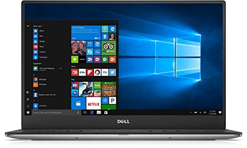 Dell XPS 9360 Intel Core i5 8th Gen 13.3-inch FHD Laptop (8GB/256GB SSD/Windows 10 Home/MS Office/1.5 kg)