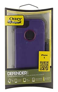 OtterBox Defender Series for iPhone 5/5S/SE - Boom