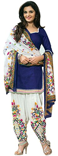 Janasya Women's Unstitched Dress Material