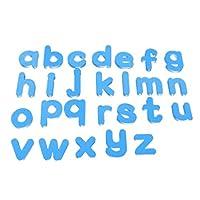 Geshiglobal Alphabet Magnetic Letter Number Fridge Magnets Stickers Baby Kids Education Toys