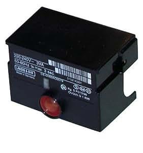 DIFF - Boîte de contrôle LANDIS & GYR STAEFA - SIEMENS fioul - LMO 82 100C2WH - DIFF pour Weishaupt : 600470