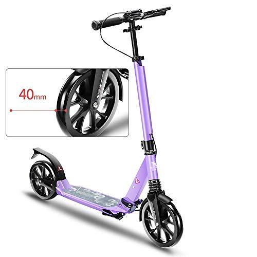 MGIZLJJ Roller für Anfänger/Amateure BMX- und Fortgeschrittene-Fahrer 3-in-1-faltbarer, tragbarer, anpassbarer Kinder- oder Erwachsenenscooter - Durable Custom Pro Scooter (Scooter Custom Pro)