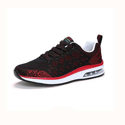 YIXINY Chaussures de sport Adolescent Sportif Loisirs Chaussures De Plaque Chaussures De Course Sneakers Respirant Sauvage