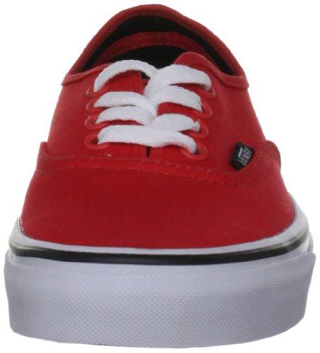 Vans U AUTHENTIC VSCQ7ZW Unisex-Erwachsene Sneaker fiery red/black
