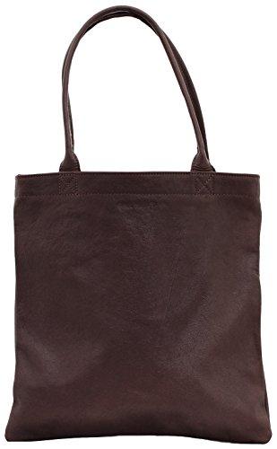 MON PARTENAIRE S Indus sac à main cuir forme cabas style vintage PAUL MARIUS