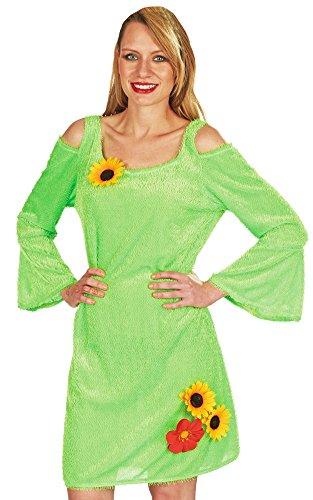 (Sonnenblume Blumenwiese Kostüm für Damen Gr. 32 34)