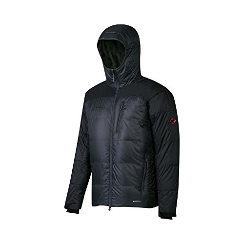 Mammut Ambler Hooded Jacket Men - Daunenjacke mit Kapuze ultramraine blue/marine 5971