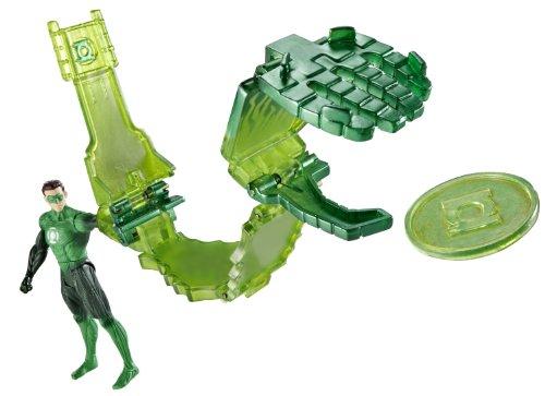 Green Lantern-batterie (Green Lantern–t7805–Figur de Luxe Green Lantern–Hal Jordan–Battle Fist)