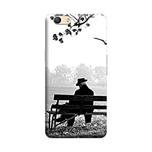 Ebby Premium Printed 3D Designer Back Case Cover For Oppo F1s (Premium Designer Cae)