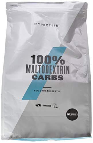 Myprotein Maltodextrin Geschmackneutral, 1er Pack  1 x 5000 g