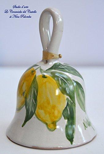 Campanella in Ceramica - Linea Limoni -