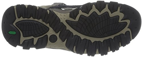 Timberland Wakeby, Sandales de marche homme Gris (Pewter)