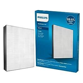 Philips Qualità Aria FY1410/30 Filtro NanoProtect HEPA, Compatibile con Purificatore d'Aria Philips AC1215