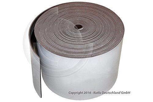 5 m Magnetband für Regalbeschriftung 60 x 1,0 mm