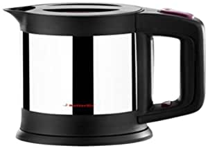 Butterfly ST-5559 0.5-Litre Electric Water Kettle (Silver and Black)