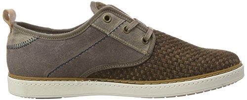 Dockers by Gerli Herren 38al001-701 Sneakers Braun (braun/blau 306)