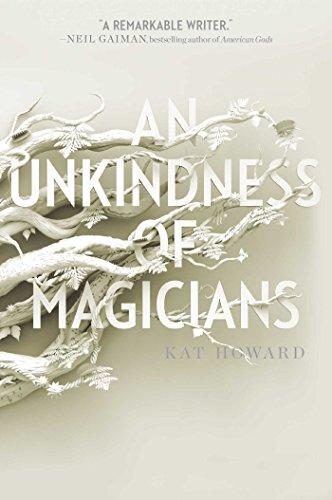 Resultado de imagen de an unkindness of magicians